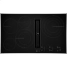 """36"""" JX3 Electric Downdraft Cooktop with Glass-Touch Electronic Controls, Stainless Steel Product Image"""