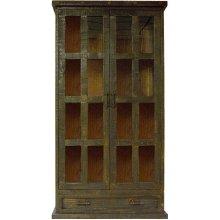 Las Piedras Display Cabinet