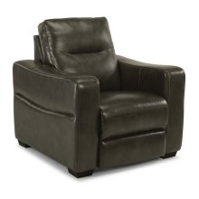 Monet Leather Power Recliner with Power Headrest