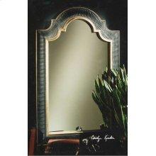 Ribbed Arch Mirror