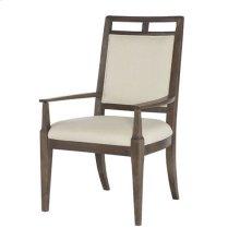 Park Studio Wood Back Arm Chair -KD