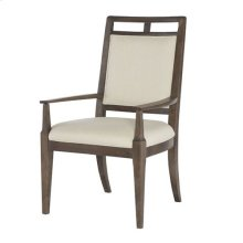 Park Studio Wood Back Arm Chair -KD