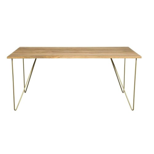 Modern Natural Dining Table