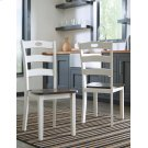 Woodanville - Cream/Brown Set Of 2 Dining Room Chairs Product Image