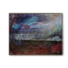 Impressionable Surfaces Solar System Wall Art