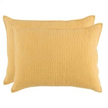 Danica Sunflower Standard Sham Set