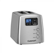 Touch to Toast Leverless 2 Slice Toaster