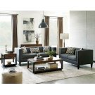 Sawyer Modern Dusty Blue Sofa Product Image