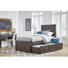 Jackson Lodge Twin Panel Headboard