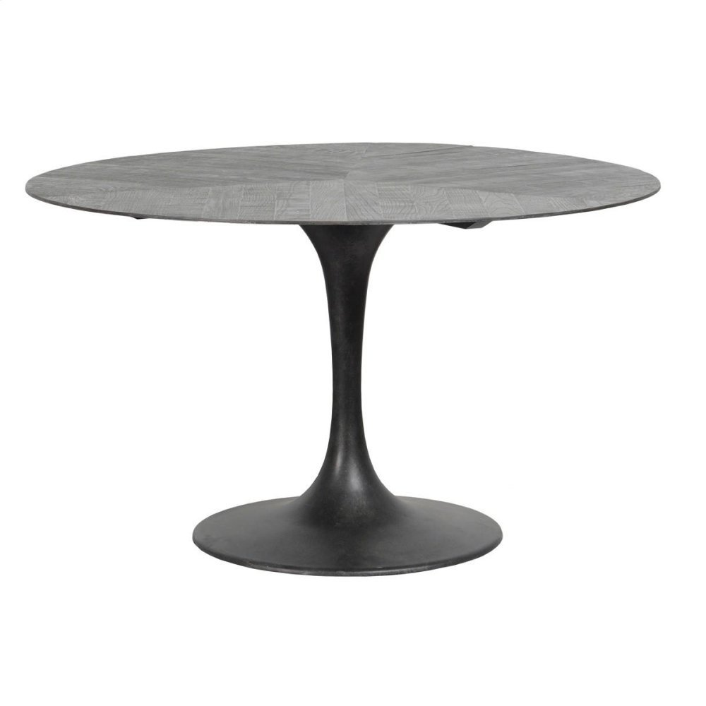 Crestview Dining Table Black