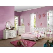 DOROTHY TWIN UPHOLSTERY BED Product Image