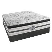 Beautyrest - Platinum - Hybrid - Cinnamon - Plush - Pillowtop - Queen