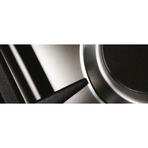 36 Drop-In Low Profile 6 Burners Stainless Steel