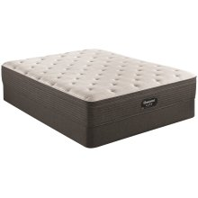 SIMMONS BRS900 Beautyrest Silver Bold Euro Top Plush