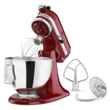 4.5-Quart Tilt-Head Stand Mixer Empire Red