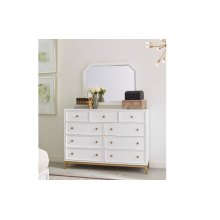 Chelsea by Rachael Ray Bureau Mirror
