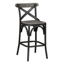 Powell Counter Stool Stone Gry