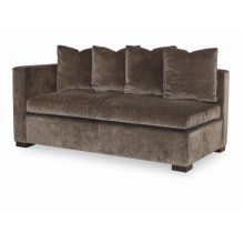 Brooks Laf One Arm Sofa