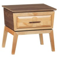 DUET 1-Drawer Nightstand Product Image