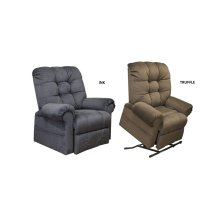 4827-23 Omni Lay-Flat Lift Chair in Ink