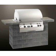 Gas Barbecue Grills Aurora660s Island Grill