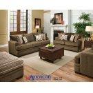 3650 - Cornell Cocoa Sofa Product Image