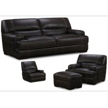 J461 Nashville Love Seat- Amarillo Charcoal