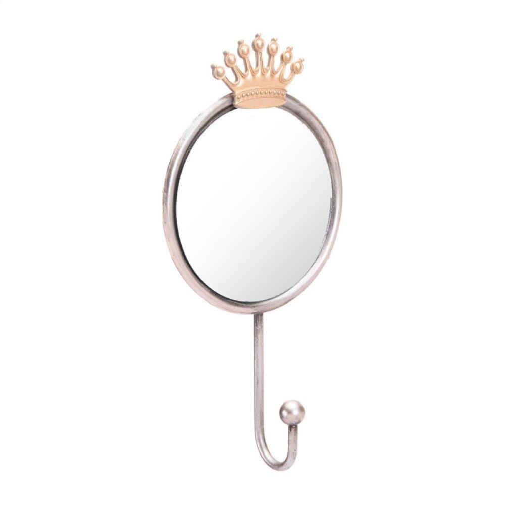 Crown Mirror Antique