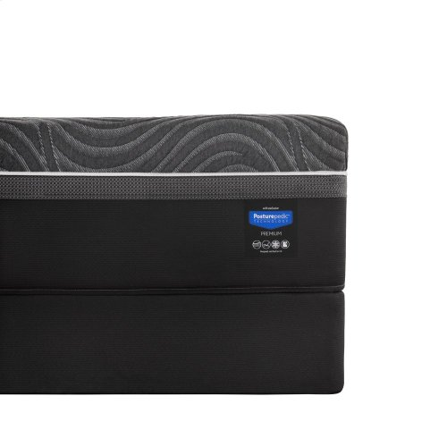 Hybrid - Premium - Silver Chill - Firm - Twin XL - Mattress Only