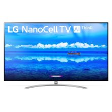 LG Nano 9 Series 4K 65 inch Class Smart UHD NanoCell TV w/ AI ThinQ® (64.5'' Diag)