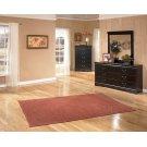 Huey Vineyard - Black 2 Piece Bedroom Set Product Image