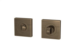Snib Turn & Release Sets In Fine Antique Brass Product Image