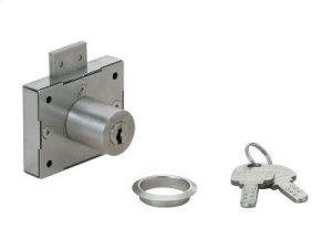 Stainless Steel Cabinet Lock Product Image