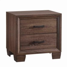 Brandon Transitional Nightstand
