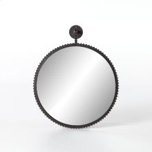 Aged Bronze Finish Cru Large Mirror