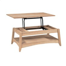 OT-4TCL Bombay Lift-top Coffee Table