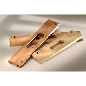 Invisible Hinge Router Guide Template Product Image