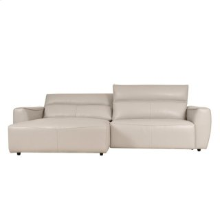 Pacifica Sectional w/LAF Chaise Wheat