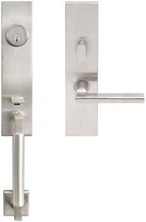 """NY Handleset Tubular Sunrise Entry 2-3/8"""" 32D LH Product Image"""
