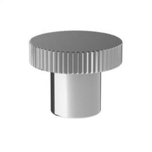 "Sutton Cabinet Knob 1"" X 3/4"" Product Image"