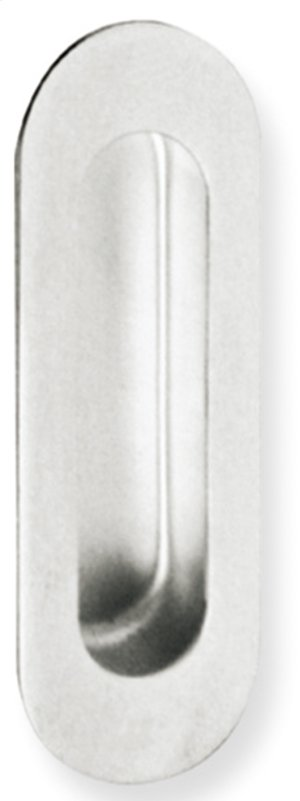 Oblong Pocket/Cup Pull w/Oblong Opening, US32D Product Image