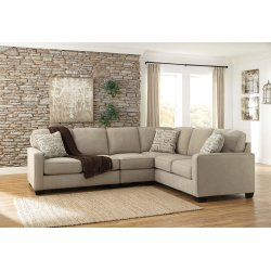 Alenya - Quartz 3 Piece Sectional
