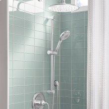 30 Inch Round Shower Slide Bar  American Standard - Polished Chrome