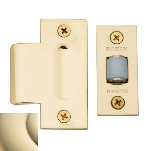 Lifetime Polished Brass Adjustable Roller Latch Product Image