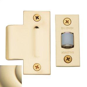 Lifetime Polished Brass Adjustable Roller Latch Product Image