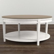 Bella Round Cocktail Table