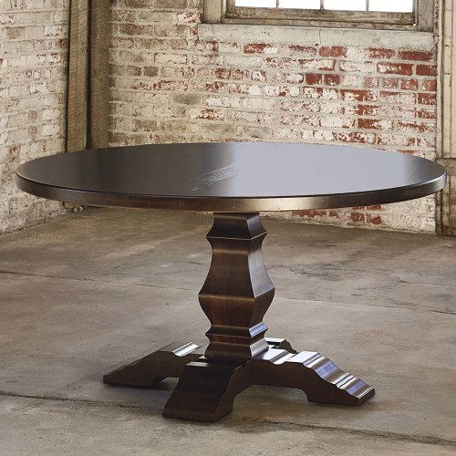 """Bench*Made Maple 60"""" Tavern Table"""