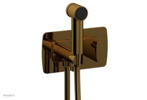 RADI Wall Mounted Bidet, Blade Handle 181-64 - French Brass Product Image