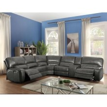 SAUL POWER SECTIONA SOFA @N