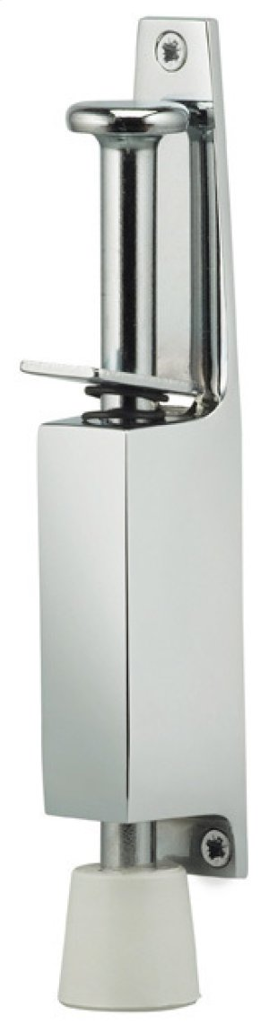 Plunger Door Holder in US26 (Polished Chrome Plated) Product Image